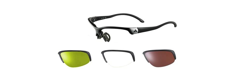 Anforderung an eine Sportbrille